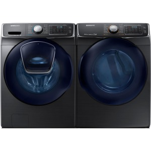 7 5 cf Electric Flex Dryer w/ Multi-Steam by Samsung