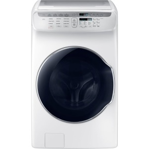 4.5 cf + 1.0 cf Flex Washer w/ Steam (White)