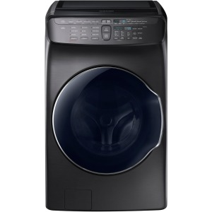 5.0 cf + 1.0 cf Flex Washer w/ Super Speed (Black Stainless)