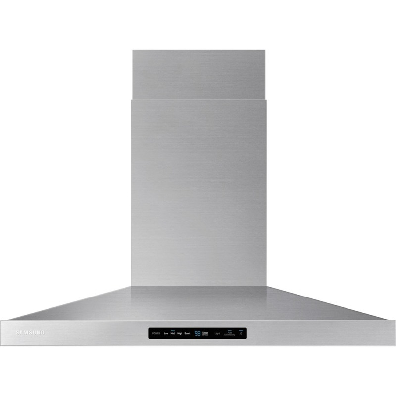 """36"""" Wall Mount Exterioir Venting, 600CFM, LED Lighting, Baffle Filters"""