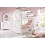 SweetHeart Bunk Bed Ends Twin