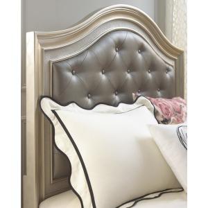 Li'l Diva Full Upholstered Headboard
