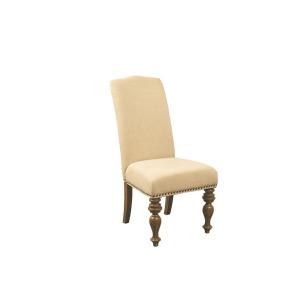 American Attitude Uph Side Chair 2/ctn
