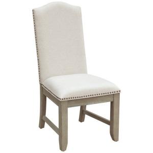 Prospect Hill Upholstered Back Side Chair