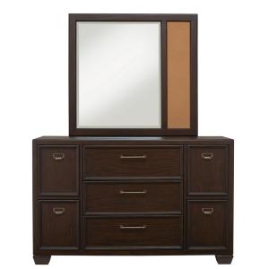 Clubhouse Dresser & Mirror