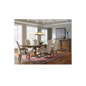 American Attitude Table Top, Base & Chairs