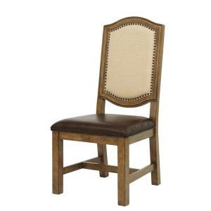 American Attitude Wd Frm Sd Chair 2/ctn