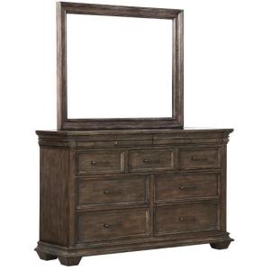 Camden Dresser & Mirror