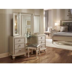 Diva Vanity Dresser w/stool