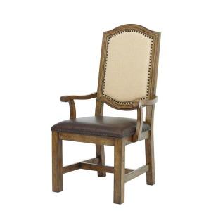 American Attitude Wd Frm Arm Chair 2/ctn
