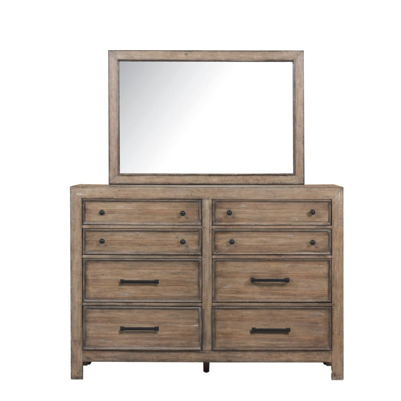 Flatbush Bureau Mirror