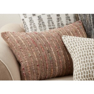 "Corded Pillow 20"" Square - Multi"