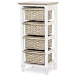 4-Basket Storage Cabinet