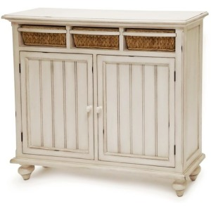 Entry Cabinets W/ Baskets