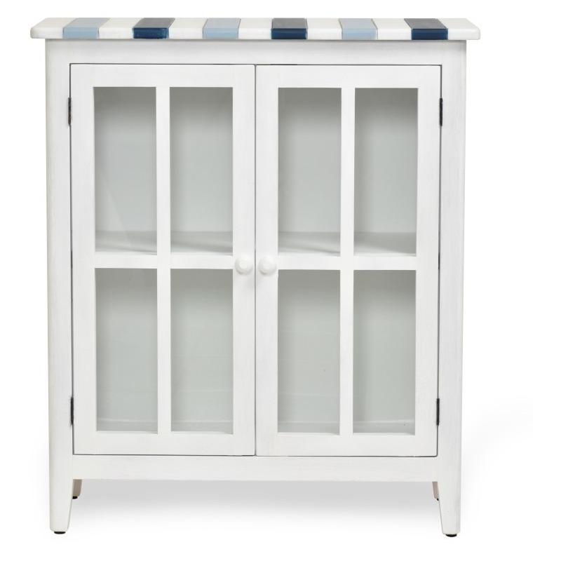 Nantucket-Coastal-Nautical-decor-occasional-cabinet-navy-blue-white-and-glass-door.jpg