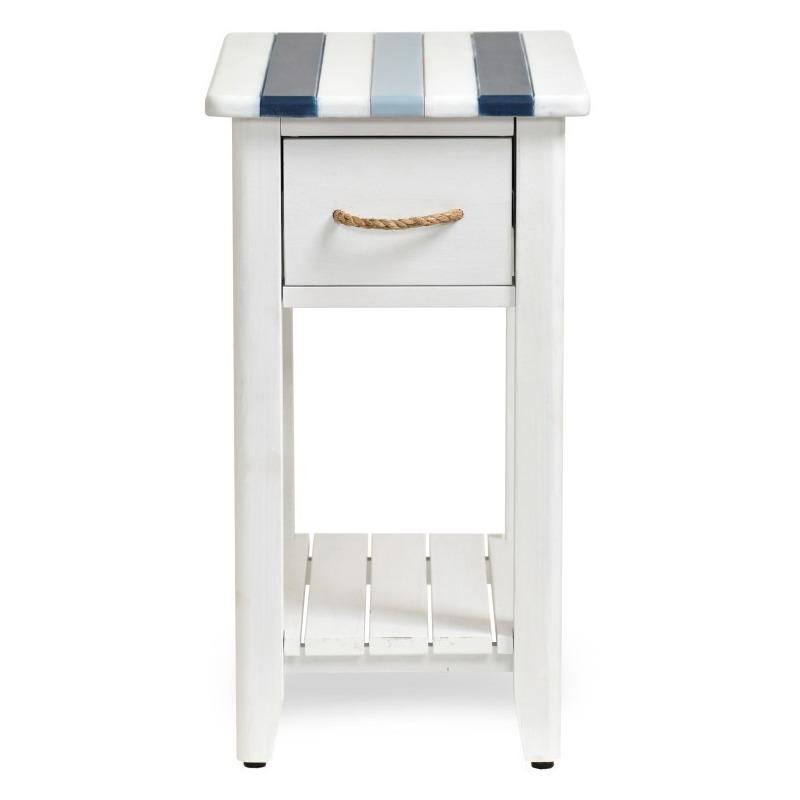 Nantucket-Coastal-Nautical-decor-living-room-chairside-table-navy-blue-with-rope-shelf.jpg