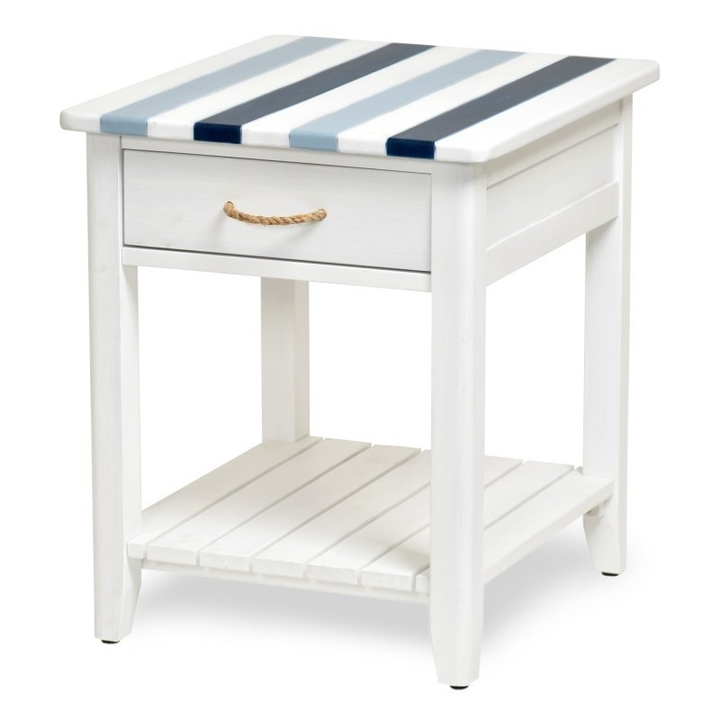 Nantucket-Casual-Nautical-decor-living-room-end-table-navy-blue-white-and-rope-hardware.jpg