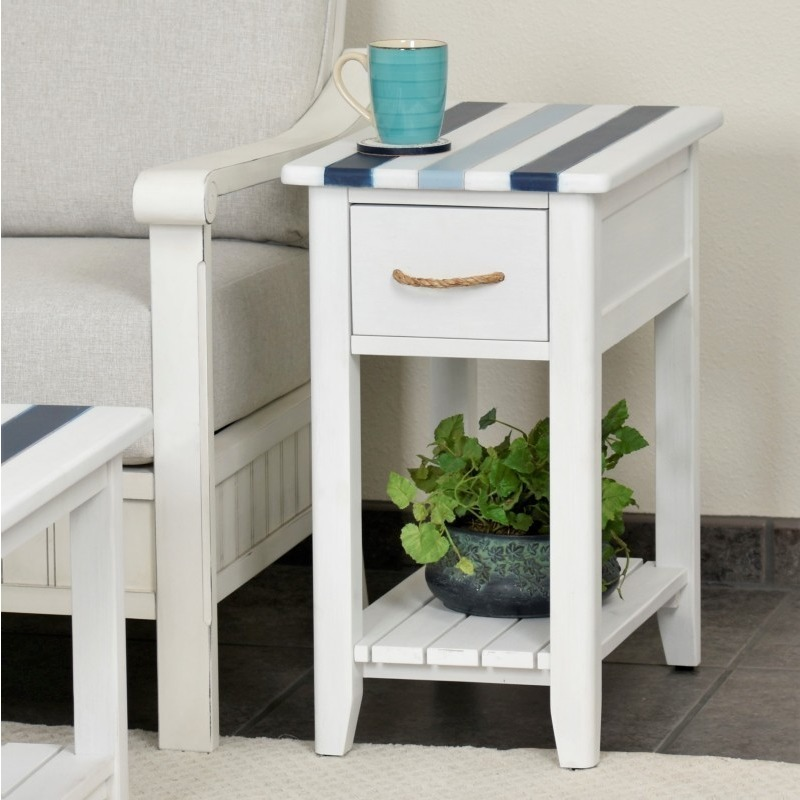 Nantucket-Coastal-Nautical-decor-living-room-chairside-table-navy-blue-with-rope.jpg