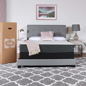 "Gel Memory Foam 10"" Bed in a Box"