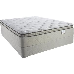 Sable Plush Pillow Top