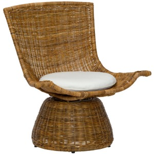 Healdsburg Small Swivel Chair