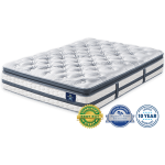 Luxury Hybrid Super Pillow Top