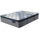 Blue Fusion 1000 Plush Pillow Top