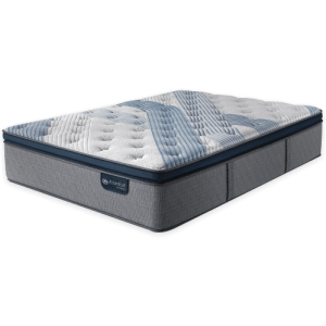 Blue Fusion 1000 Luxury Firm Pillow Top