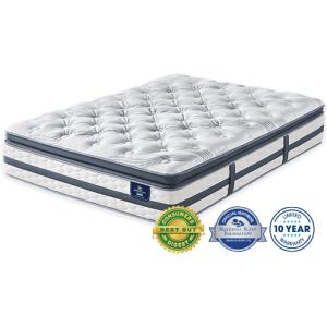 Luxury Hybrid Super Pillow Top