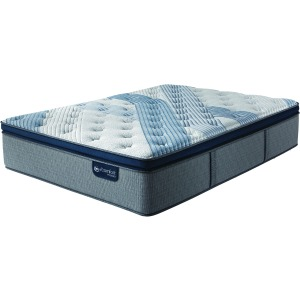 Blue Fusion XLS 1000 Plush Pillow Top