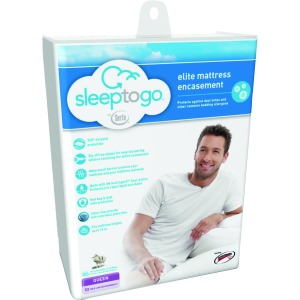 Sleep to Go Elite Mattress Encasement