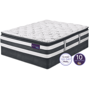 Observer Super Pillow Top Mattress & Foundation