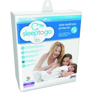 Sleep to Go by Serta Elite Mattress Protector