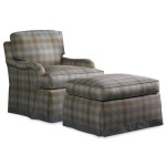 Fabric Lounge Chair