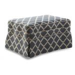 Fabric Bench / Ottoman