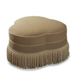 Fabric Bench/Ottoman