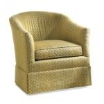 Fabric Motion Swivel Chair