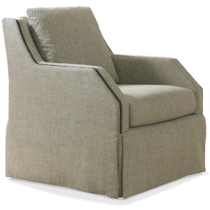 Lounge Chair w/Swivel Base