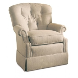 Fabric Motion Swivel Chair