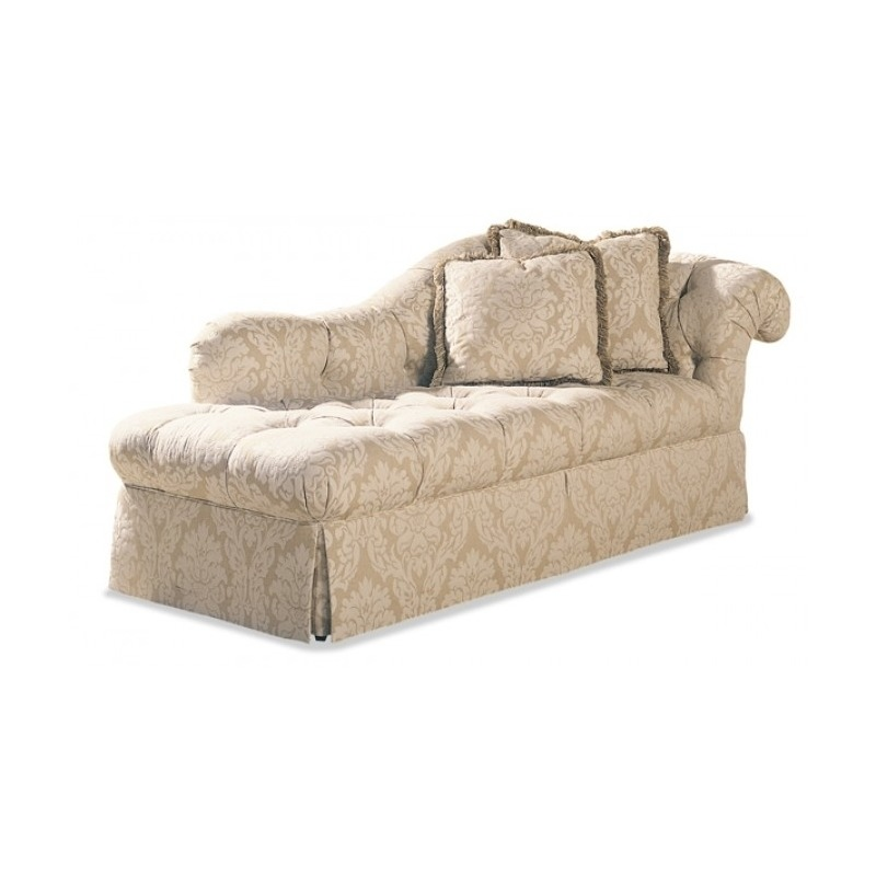 2258 Fabric Chaise