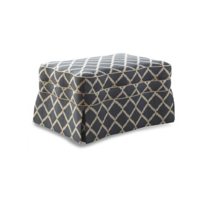 5904 Fabric Bench / Ottoman