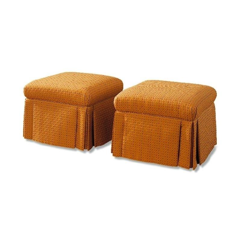 6009 Fabric Bench / Ottoman