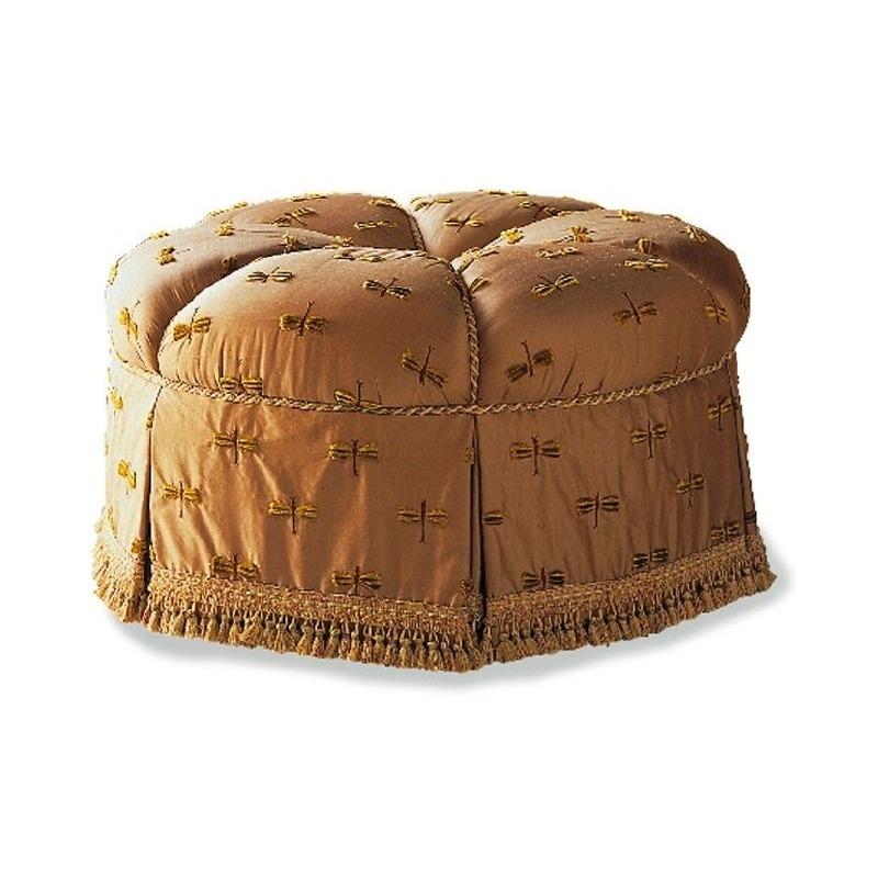 6019 Fabric  Bench / Ottoman