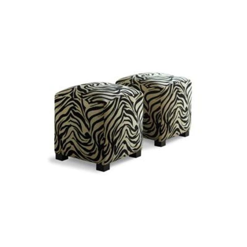6027 Fabric Bench / Ottoman