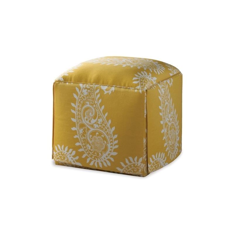 6030 Fabric Bench / Ottoman