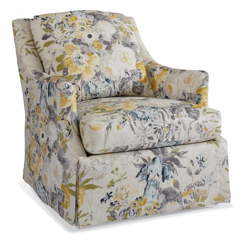 Arm Chair By Sherrill Furniture 1719 Willis Furniture Mattress
