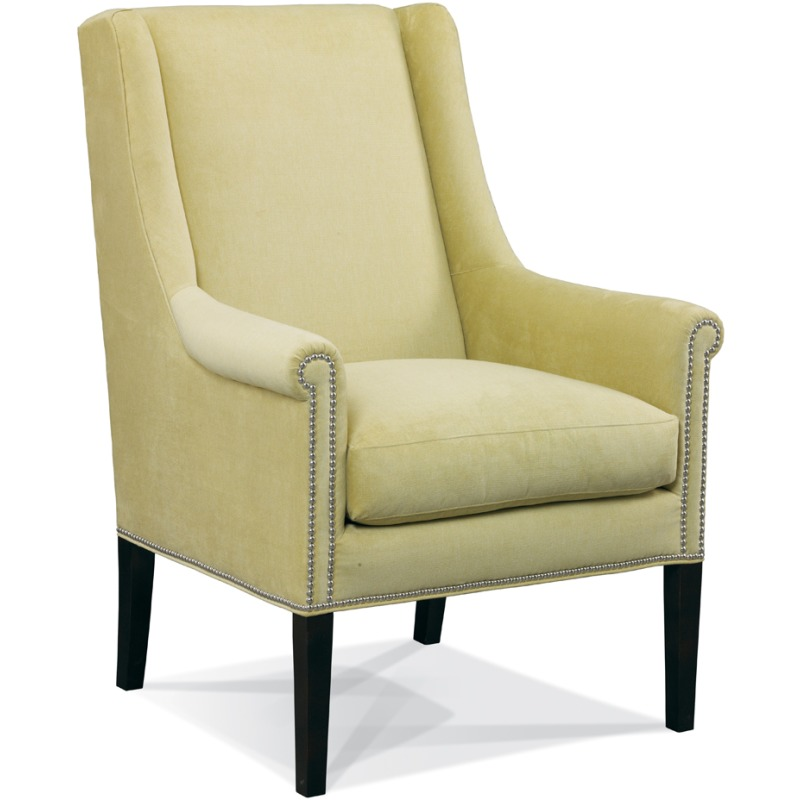 Wing Chair By Sherrill Furniture 1455 1 Gladhill Furniture