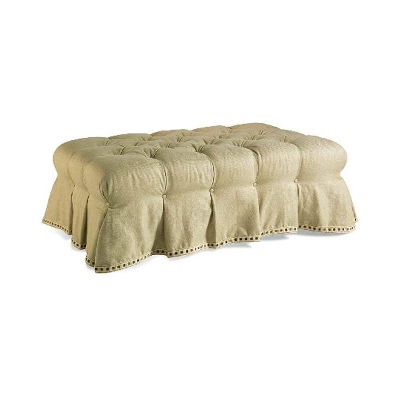 DC11 Fabric Bench / Ottoman