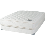Diamond Pillowtop Mattress & Fixed Foundation