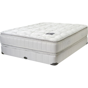 Renoir Pillowtop Mattress & Fixed Foundation